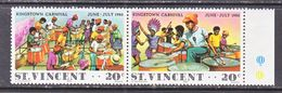 ST. VINCENT  602 A-b   **  CARNIVAL - St.Vincent (...-1979)