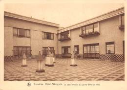 CPM - BRUXELLES - Hôtel Métropole - Le Patio Intérieur Du Quartier édifié En 1935 - Cafés, Hotels, Restaurants