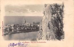 La Meuse.  Vue Sur Profondeville - Profondeville