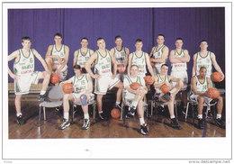 Slovenia Basketball Cards  Stickers - Nr. 82 Union Olimpija Go To Final Four 1997 - Stickers