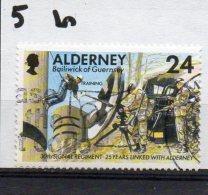 ALDERNEY 1996 Signal Regiment 24p Used - Alderney
