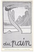 Illustrateur P. Le Trividic 1922 - Du Pain - Comité Français De Secours Aux Enfants   Paris - Illustratoren & Fotografen