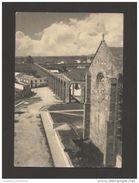 Postcard & Stamp 1950 Years Posted In Year 1965 Vila Do Conde Portugal Aqueduto Do Mosteiro De Santa Clara View - Porto