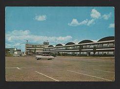 PC 1960s AFRICA MOZAMBIQUE MOÇAMBIQUE Airport LOURENÇO MARQUES AFRIQUE AFRIKA Z1 - Postcards