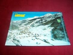 SAAS GRUND  FLUGAUFNHME  LE 23 02 1994 - Switzerland