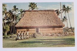 A CHIEF'S BURE, FIJI - Fiji