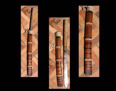 Ancien Sabre DHA Nord Birmanie / Great Burmese DHA Saber - Art Asiatique