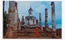THAILANDE - WAD MAHATHAK - SUKOTHAI - FORMAT CPA VOYAGEE - Thailand