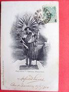 Brésil ,amazonos ,appiacaz   En 1904......timbres Et Cachets - Brésil