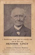Ichtegem, 1941, Hendrik Lingy,Monstrey - Andachtsbilder