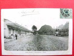 Brésil ,therezopolis ,hôtel Hygino En 1904......timbres Et Cachets - Brésil