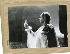 "Photo Originale De Presse - La Comédienne  DONALD SUTHERLAND  Dans "" Casanova "" - Persone Identificate"