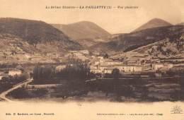 """LA PAILLETTE (1)   VUE GENERALE   """"LA DROME ILLUSTREE"""" - Francia"""