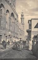 EGYPTE    LE CAIRE  RUE NEUVE - El Cairo