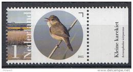 Nederland - Flora En Fauna Naardermeer - Kleine Karakiet - MNH - NVPH 3292 - Zangvogels