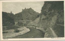 Altenahr - Viadukt Mit Burgruine Are (001547) - Bad Neuenahr-Ahrweiler