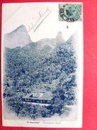 Brésil ,therezopolis ,o Garrafâo  En 1904......timbres Et Cachets - Brésil