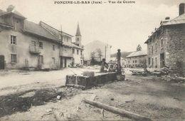 Foncine-le-Bas (Jura) - Vue Du Centre - France