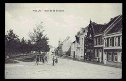 Melle Rue De La Station - Melle