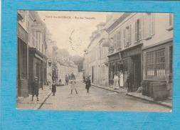 Pont-Sainte-Maxence. - Rue Des Vendredis. - Pont Sainte Maxence