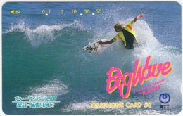 JAPAN F-882 Magnetic NTT [371-006] - Leisure, Surfing - Used - Japan