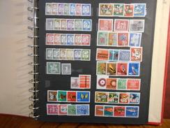 ALLEMAGNE(Rép.Féd) ANNEES 60s. JOLIE COLLECTION NEUVE XX DONT SERIES COMPLETES (1931) 1 KILO 150 - Unused Stamps