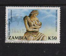 Zambia 1999, Minr 527, Vfu. Cv 4,60 Euro - Zambia (1965-...)