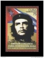Cuba 2009 Mih. 5205 Che Guevara (joint Issue Cuba-Russia) MNH ** - Kuba