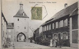 68)   GUEMAR  - Porte Haute - France