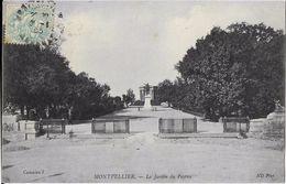 Montpellier - Le Jardin Du Peyrou - Montpellier