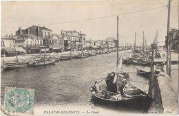 Palavas-les-Flots - Le Canal - Palavas Les Flots