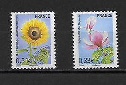 FRANCE 257-258 Neufs** - Preobliterados
