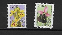 FRANCE 244-245 Neufs** - Voorafgestempeld