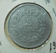 France 5 Francs 1950 B - Francia