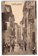 NICE (06) - Rue Des Vieux Quartiers - 104 - Ed. Société Parisienne De Phototypie - Life In The Old Town (Vieux Nice)