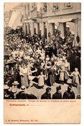 Tarjeta Postal De Echternach Circulada 1907 Matasello Hotel Du Cerf. - Echternach