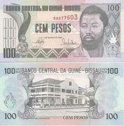 Guinea-Bissau P-11  100 Pesos 1990  UNC - Guinea-Bissau