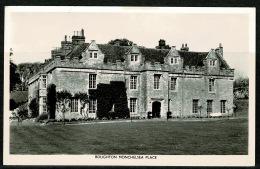 RB 1167 -  Real Photo Postcard - Wedding Venue - Boughton Monchelsea Place - Kent - England