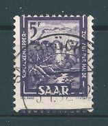 Saar MiNr. 276 Gestempelt, Verzähnt  (sab12) - 1947-56 Allierte Besetzung