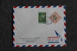 Lettre Envoyée Du Mozambique ( République Portugaise) à Madagascar - Mosambik