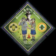 Sri Lanka 2016 Ceylan / Scouts MNH Scoutism / Cu5735  40-17 - Movimiento Scout