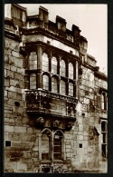 RB 1178 -  Raphael Tuck Real Photo Postcard - Geoffrey's Window Monmouth Wales - Monmouthshire