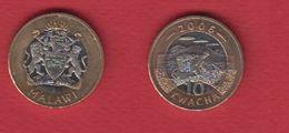 Malawi --  Km #  58  --  10 Kwacha -- état  SPL - Malawi