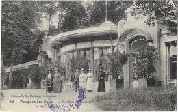 Pougues-les-Eaux - Le Pavillon Des Sources Et Les Donneuses D'Eau - Pougues Les Eaux