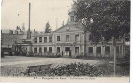 Pougues-les-Eaux - Etablissement Des Bains - Pougues Les Eaux