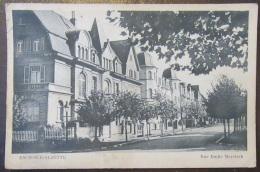 Luxembourg - Esch Sur Alzette - Rue Emile Mayrisch - Timbre YT N°347 - Circulée Le 12 Août 1947 - Esch-sur-Alzette