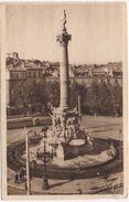 CPA 13 MARSEILLE Fontaine De La Place Castellane - Castellane, Prado, Menpenti, Rouet