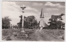 SAINT PIERRE EN PORT - Eglise Et Le Calvaire / St / Environs Ecretteville Sur Mer Ancretteville Houlgate Grandes Dalles - France