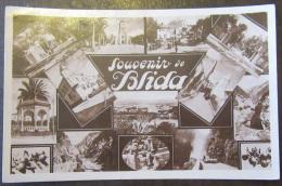 Algérie - Blida - Souvenir De Blida - Carte Multivue - Circulée Le 3 Janvier 1932 - Blida