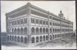 Tunisie - Bizerte N°93 - Nouvelle Caserne Des Tirailleurs - Circulée Le 2 Août 1915 (?) - Tunisia
